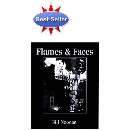 TheFireStore Flames & Faces, by Billy Noonan