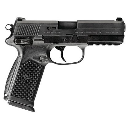 FNH USA Model FNX-45 with Matte Black Slide, .45 ACP