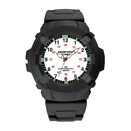 Frontier Aquaforce Analog Combat Watch