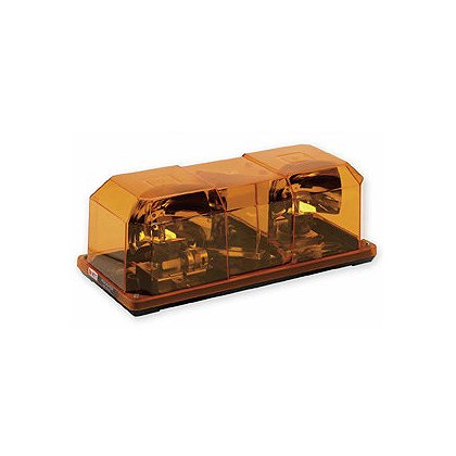 Federal Signal Halogen Rotator Highlighter Mini-Lightbar