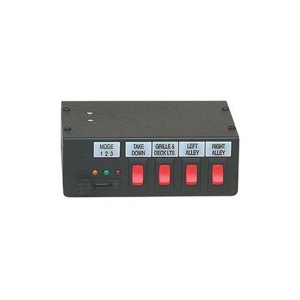 Federal Signal SW400SS, 7-Function Switch Control