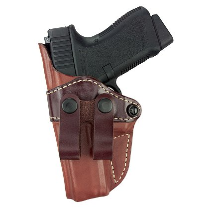 Gould & Goodrich GoldLine 810 Inside Trouser Holster, Brown