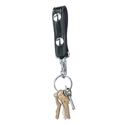 Gould & Goodrich Duty Leather Leather Key Strap