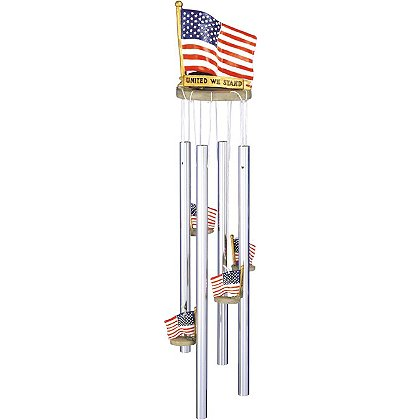 G. S. Chen United We Stand Wind Chime
