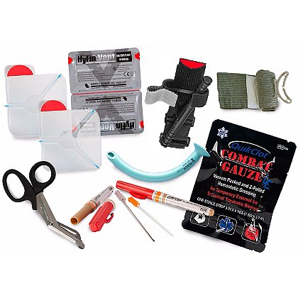 GideonTactical Gunshot Trauma Aid Kit (GTAK) -Advanced