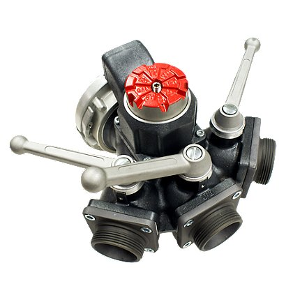 Harrington 3-Way Ball Valve 5