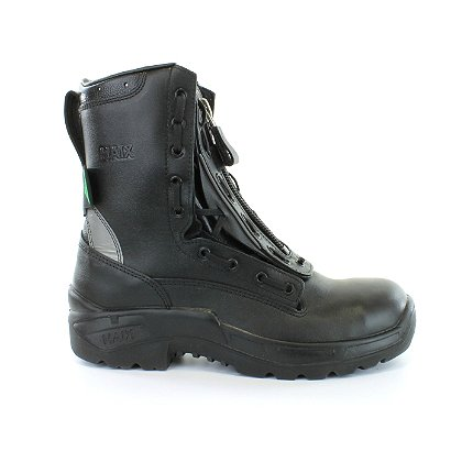 "Haix Airpower R2, 8"" Station/EMS Men's Boot w/ CROSSTECH"