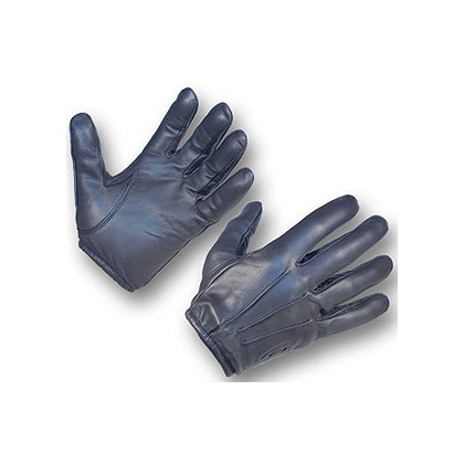 Hatch RFK300 Leather Resister Gloves with Kevlar, Cut Resistant, Black