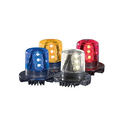 Code 3 Hide-A-Blast LED Lightheads