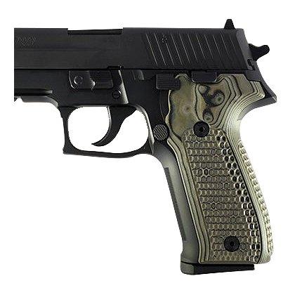 Hogue SIG Sauer P226 Piranha Grip G-10