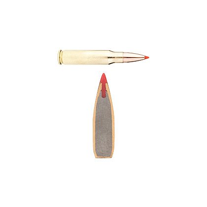 Hornady .308/7.62x51mm Win 155 Grain AMAX TAP Rifle,  Case of 200