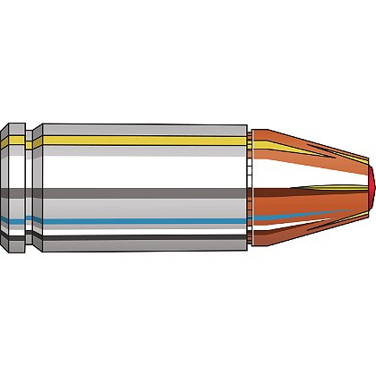 Hornady Critical Duty, 9MM Luger +P 135 Grain, Case of 500