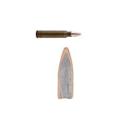 Hornady FMJ-BT Rifle Training Ammunition, .223 Remington 55gr SP, Steel Case, Case of  500
