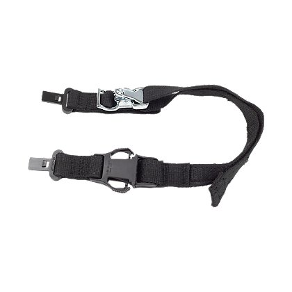 Honeywell Morning Pride Combo Chinstrap w/Quick Release & Postman Slide w/ Clips