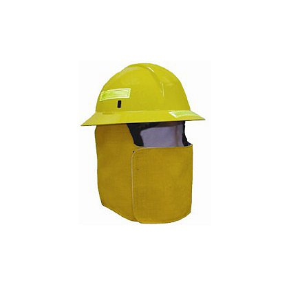 Honeywell Morning Pride Earlaps with Face/Neck Shroud for Wildland Helmet