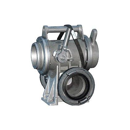 Humat 4-Way Hydrant Valve