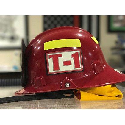 IdentiFire Custom Magnet Passports for Phenix Helmets (Not Returnable)