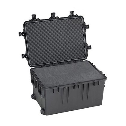 Hardigg Storm Case IM3075 with Telescoping Handle, 29.75