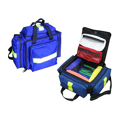 Kemp USA Royal Blue Pediatric Bag