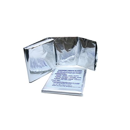 Kemp USA Mylar Emergency Blanket