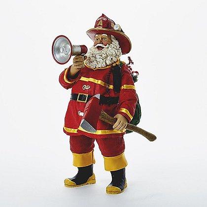 Fabriche™ Fireman Santa