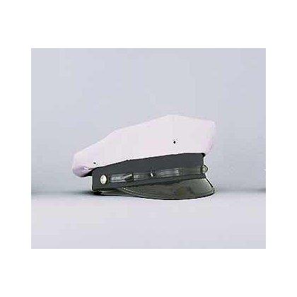 Keystone LG-6 8 Point White Vinyl Cap