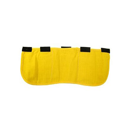 TheFireStore Jumbo Nomex Earlaps - Yellow or Black