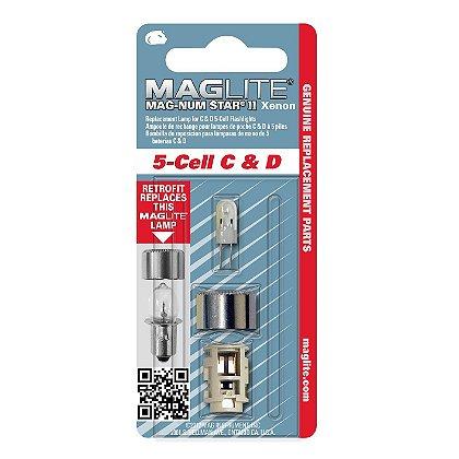 Maglite MAG-NUM Star Xenon Replacement Lamp