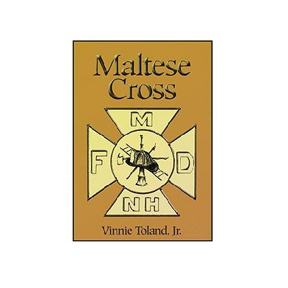 DMC Associates Maltese Cross, by Vinnie Toland Jr.