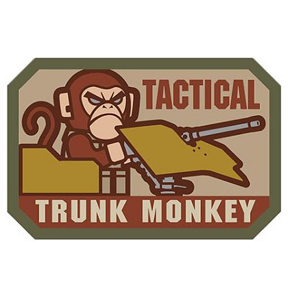 MIL-SPEC Monkey Tactical Trunk Monkey