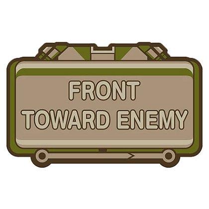 MIL-SPEC Monkey Front Toward Enemy