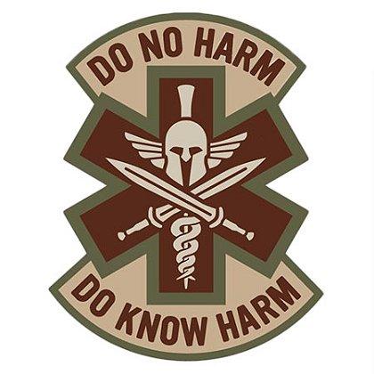 MIL-SPEC Monkey Do No Harm – Spartan