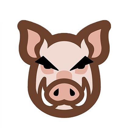 MIL-SPEC Monkey Pig Head