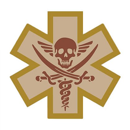MIL-SPEC Monkey Tactical Medic – Pirate