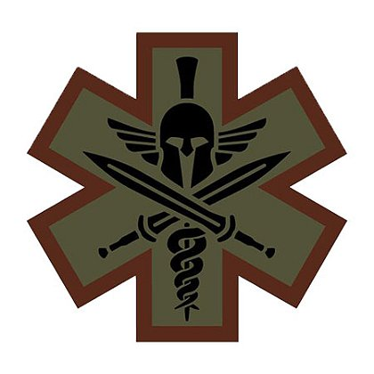 MIL-SPEC Monkey Tactical Medic – Spartan