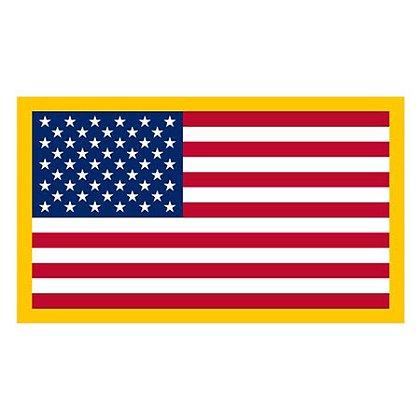 MIL-SPEC Monkey US Flag