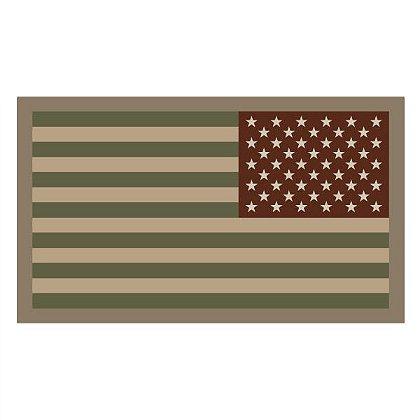 MIL-SPEC Monkey US Flag - Reversed