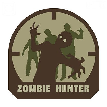 MIL-SPEC Monkey Zombie Hunter PVC