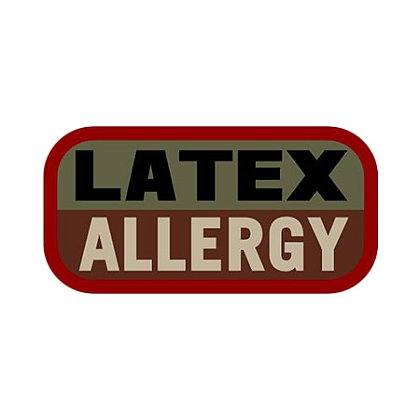 MIL-SPEC Monkey Latex Allergy