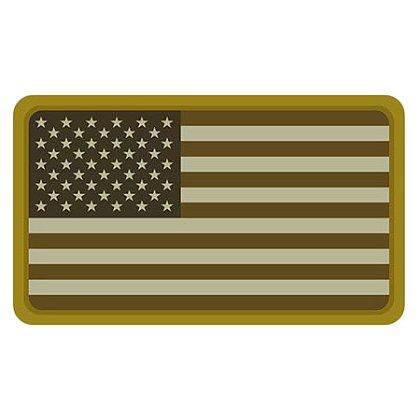 MIL-SPEC Monkey US Flag PVC