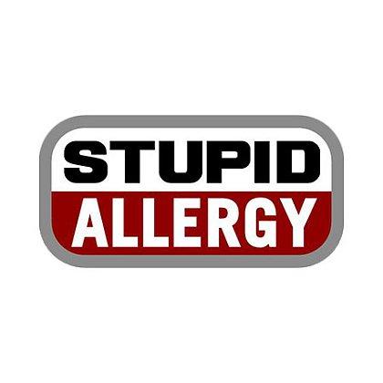 MIL-SPEC Monkey Stupid Allergy