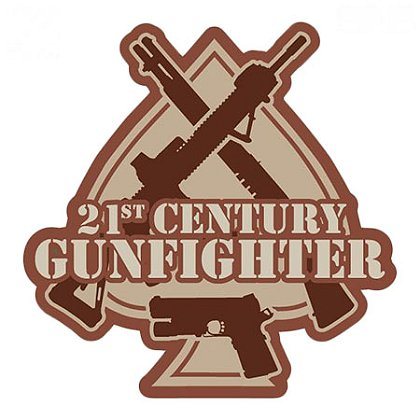 MIL-SPEC Monkey 21st Century Gunfighter