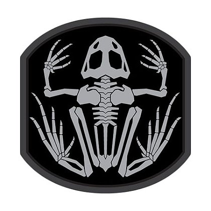 MIL-SPEC Monkey Frog Skeleton PVC