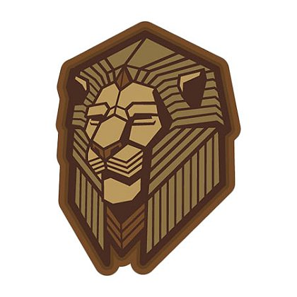 MIL-SPEC Monkey Industrial Lion PVC