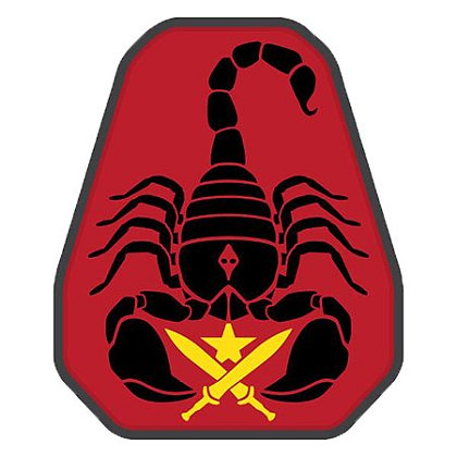 MIL-SPEC Monkey Scorpion Unit PVC