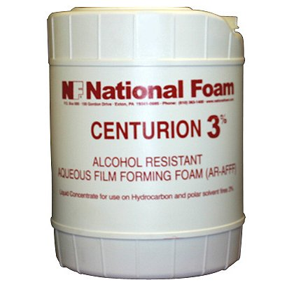 National Foam Centurion 3% AR-AFFF Environmentally Responsible Class B Foam Concentrate