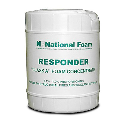 National Foam RESPONDER Class A Foam Concentrate