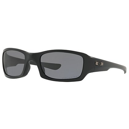 Oakley Fives Squared Sunglasses, Polarized