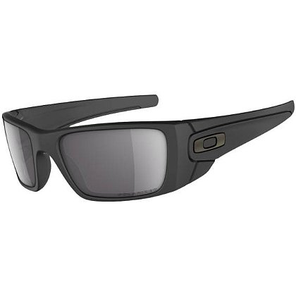 Oakley Polarized SI Fuel Cell Matte Black