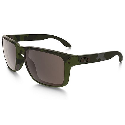 Oakley SI Hollbrook Multicam Tropic with Grey Lenses